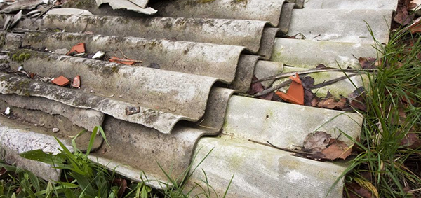 remove asbestos materials from your home