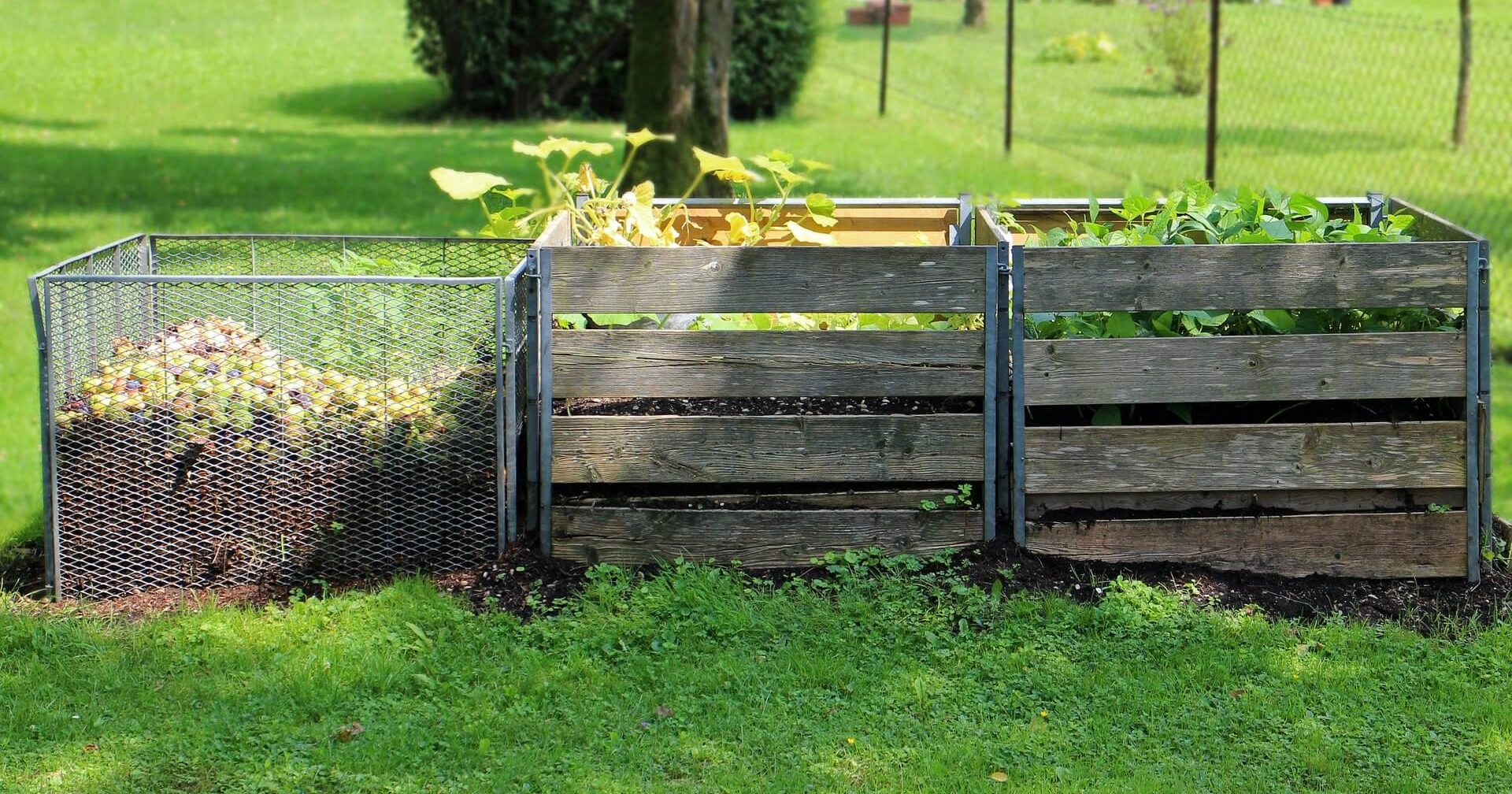 What is the composting process?