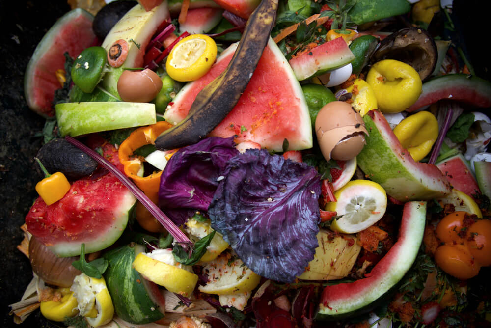 Just How Much Food Waste is There?